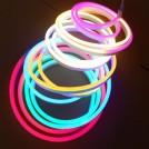 Ruban LED Néon Professionnel 220V 5050 RGB IP68 120LED/M