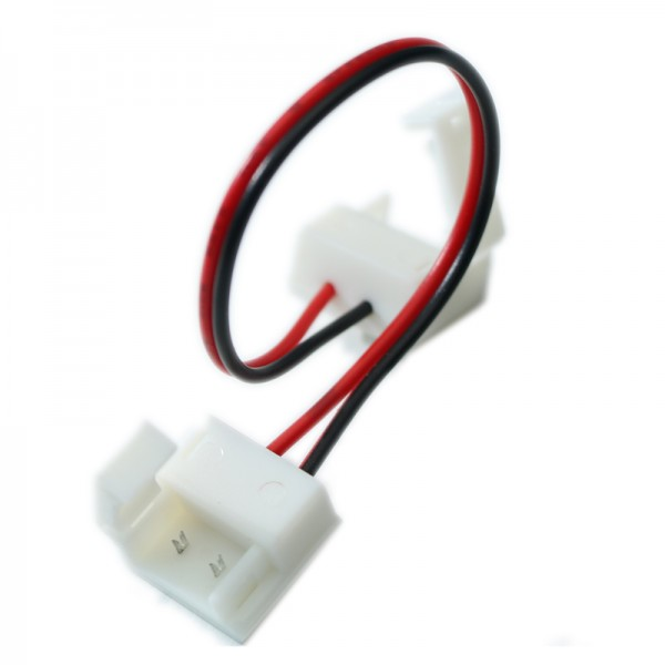 Connecteur Rallonge 10mm Ruban LED 5630 IP65