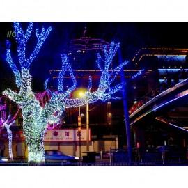 Lumière de Noël LED 10M 100LED 220V