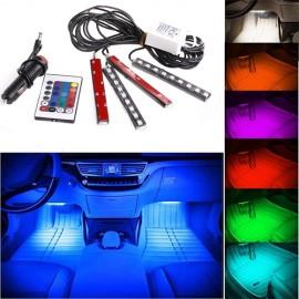 Néon LED Intérieur Décoratif pour Intérieur de Voiture et/ou Camion