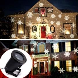 Projecteur Laser de Noel à Effet Ciel Étoilé pour Jardin ou Pelouse