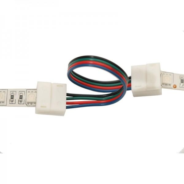 Connecteur Rallonge IP65 Ruban LED 5050 RGB