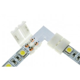 5 Connecteur L Entre Rubans-Rallonges LED 5630