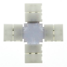 5 Connecteur X entre Rubans-Rallonges LED 5630