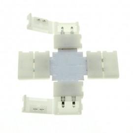 5 Connecteur X entre Rubans-Rallonges LED 5630
