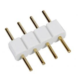 Fiches Mâles de Lien entre Connecteurs et Rubans RGB IP68