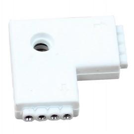 Connecteur L entre Ruban RGB IP68