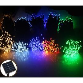 Guirlande Féerique Lumineuse LED à Énergie Solaire