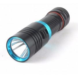 Lampe Torche LED 5000LM Étanche pour Plongée Sous-Marine