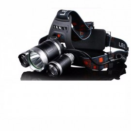 Lampe Frontale LED T6 10000LM Rechargeable