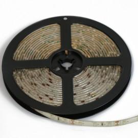 Kit Complet - Ruban LED Professionnel - 60LED/M - 3528 Blanc Chaud - IP65