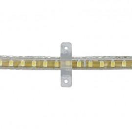 50 Clip de Fixation des Rubans LED