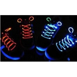 Lacets LED Lumineux