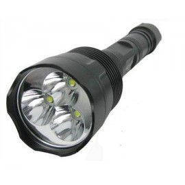 Lampe Torche T6 LED 3800 Lumens CREE XML T6