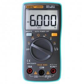 Multimètre Affichage Numérique 6000 Points DC AC