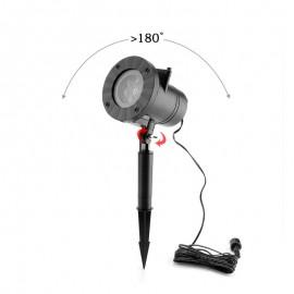 Projecteur LED avec 12 Objectifs de Motifs