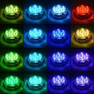 Éclairage LED Submersible Télécommandé pour Plan d'Eau