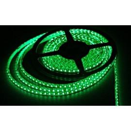 Ruban LED Professionnel 5 Mètres - 120LED/M - 3528 Vert - IP65