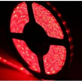 Ruban LED 15 Mètres - 60LED/M - 3528 Rouge - IP65