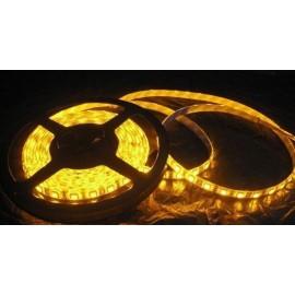 Ruban LED Professionnel 5 Mètres - 60LED/M - 3528 Jaune - IP65