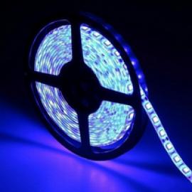 Ruban LED 10 Mètres 60LED/M 3528 RGB IP20