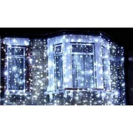 Rideau Lumineux LED 3 x 0.4 à 0.7 Mètres