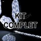 Kit Complet Ruban led Professionnel 12v 3528 IP65 60LED/M