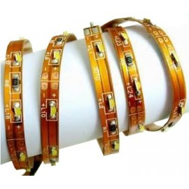 Ruban LED Professionnel Vertical IP65 - 60 LED/m - Unicolore