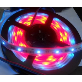 Ruban LED Submersible Professionnel Rouge - 5 Mètres IP68 - 60LED/M - 5050