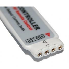 Mini-Contrôleur Led RGB avec Télécommande RF