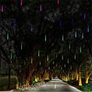 Guirlande Tubes Lumineux LED Étanche à Effet Pluie